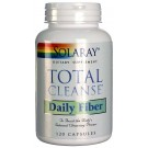 Total Cleanse Daily Fiber Solaray | Fibras solubles e insolubles