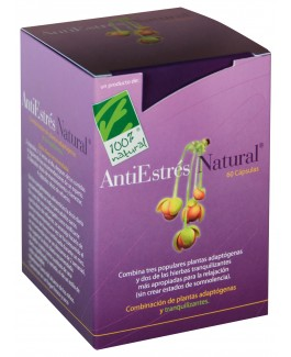 Antiestres Natural (cápsulas)