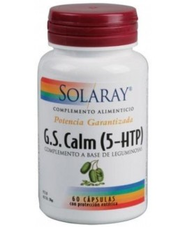 GS CALM 5-HTP SOLARAY