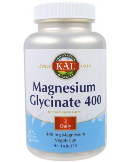 Magnesium Glycinate 400 Solaray