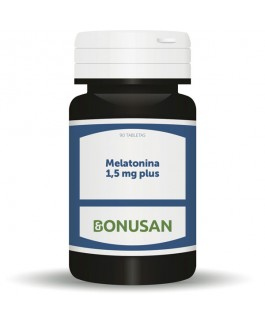 Melatonina 1,5 mg plus