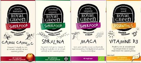 Productos Royal Green